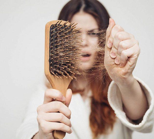 Pomoc při vypadávání vlasů